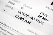 Billige rejser - Flybillet